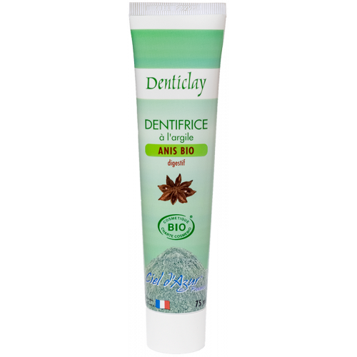 Dentifrice anis 75ml