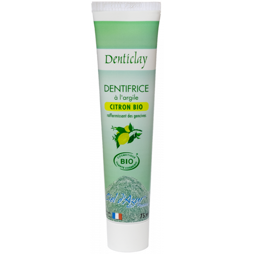 Dentifrice citron 75ml