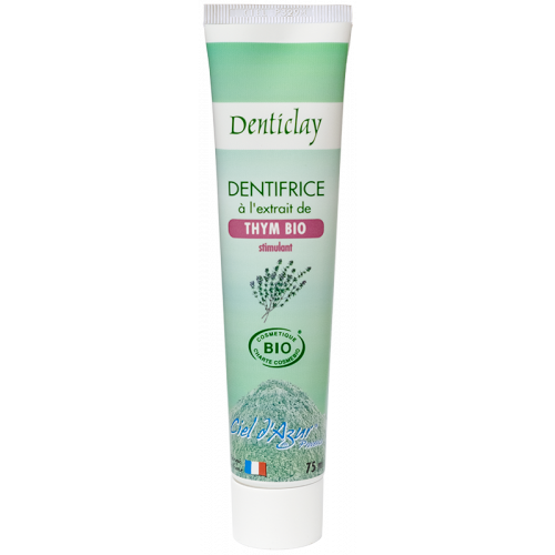 Dentifrice thym 75ml